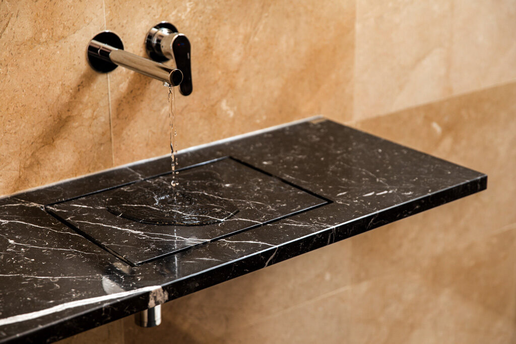 Piatta, lavabo y encimera