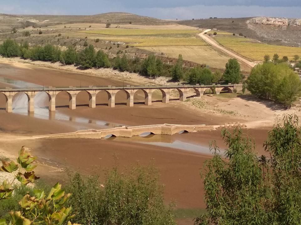 Embalse Maderuelo - Segovia