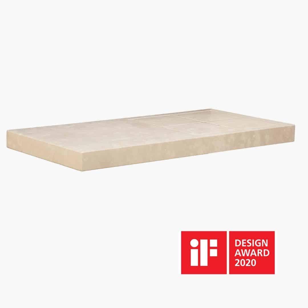 Lavabo Kiwa – iF Design Award 2020