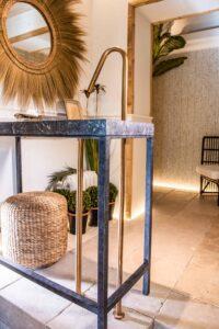Mueble para lavabo por Miapetra